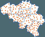 <p>Brink compte plus de <strong>150 stations d&#8217;installation certifiées à proximité</strong>.</p>