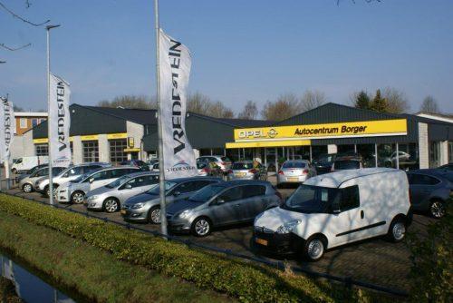 Autocentrum Borger