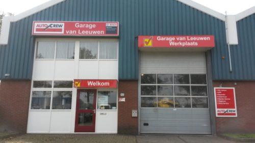Garage van Leeuwen