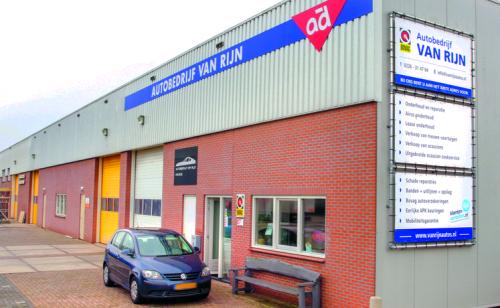 Autovakmeester van Rijn