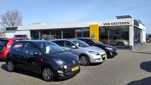 Van Kesteren Renault Zwartsluis
