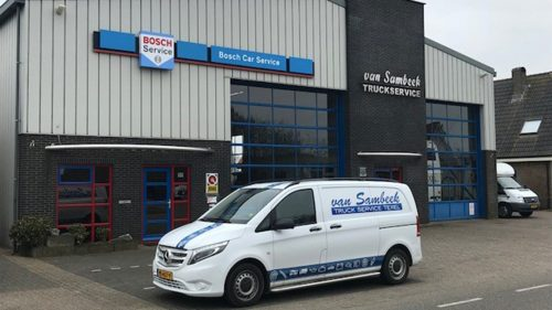 Bosch Car Service Van Sambeek