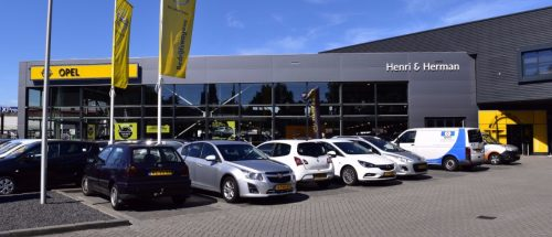 Eurorepar Car Service Henri & Herman Amersfoort