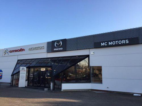 Eurorepar MC Motors NV